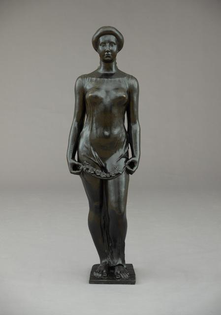 Aristide Maillol, 'Flora', 1911, Sculpture, Bronze, Dallas Museum of Art