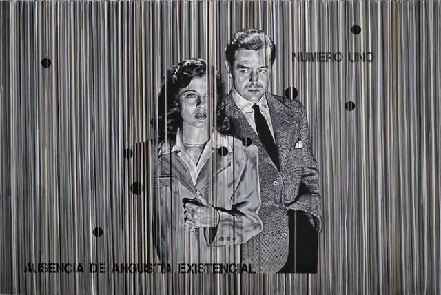 , 'No Te Preocupes Mi Amor, Esta Obra Carece De Angustia Existencial,' , Conde Contemporary