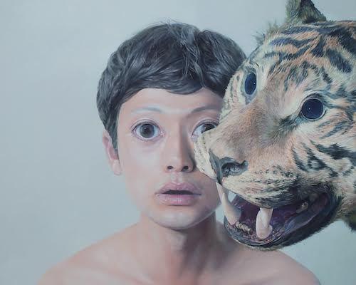 , 'Tiger,' 2017, SNOW Contemporary