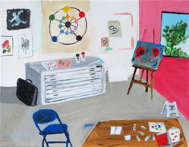 , 'Studio,' 2017, Hashimoto Contemporary