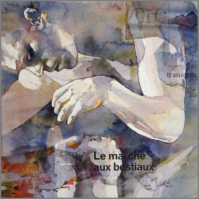 , 'LE MARCHÉ AUX BESTIAUX,' 2018, ARTCO Gallery