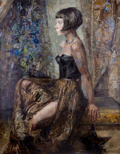 , 'Cirque - Sara,' , Merritt Gallery