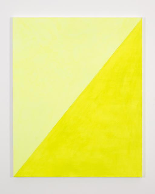 , 'S.T. 018,' 2018, Galerie Greta Meert