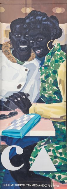 After Kerry James Marshall, 'MOCA LA street banner', 2017, Heritage Auctions