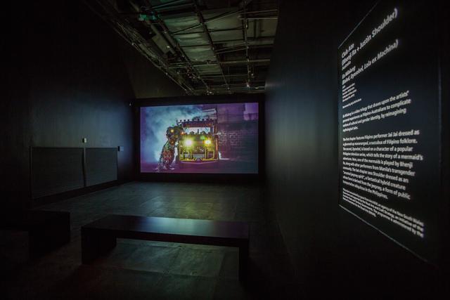 , 'Ex Nilalang (Balud, Dyesebel, Lola ex Machina),' 2015, Singapore Art Museum (SAM)