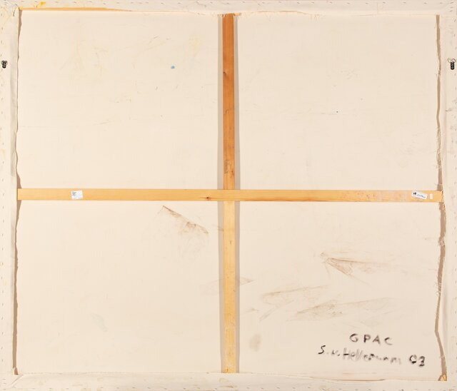 Sophie von Hellermann, 'GPAC', 2003, Painting, Acrylic on canvas, Heritage Auctions