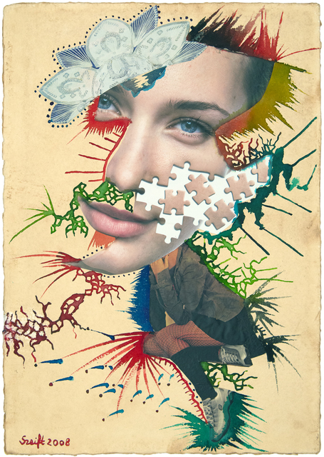 Bela Szeift, 'Lace Maker', 2008, FRED.GIAMPIETRO Gallery