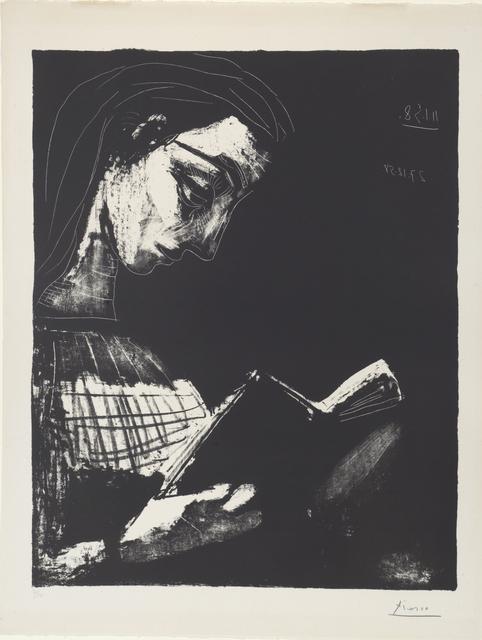 , 'Jacqueline Lisant. Portrait of Jacqueline Reading.,' 1957-1958, William Weston Gallery Ltd.