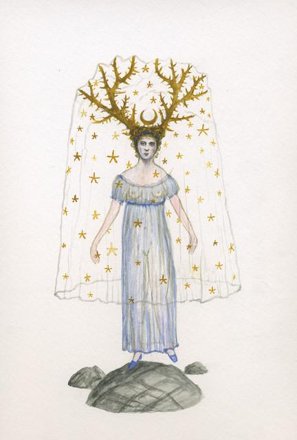 , 'High Priestess,' , ArtYard