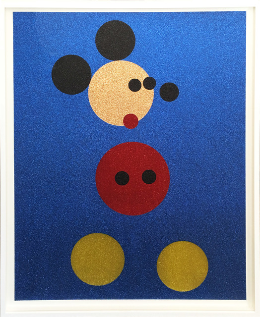 Damien Hirst, 'Mickey', 2016, Hamilton-Selway Gallery Auction
