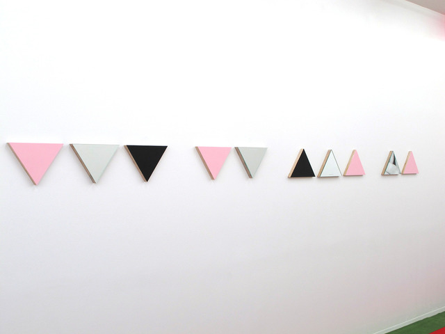 , 'Triangle from Shapes of Freedom,' 2012, Galeria Filomena Soares