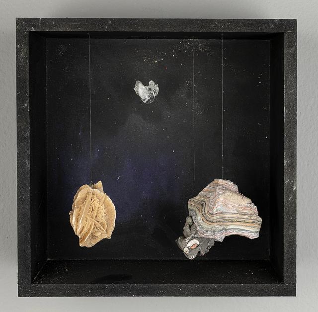 , 'Viaje estelar # 11, Instituto Arte y Maravillas,' 2018, Salón Comunal