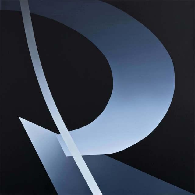 , 'R,' 2015, Olcay Art