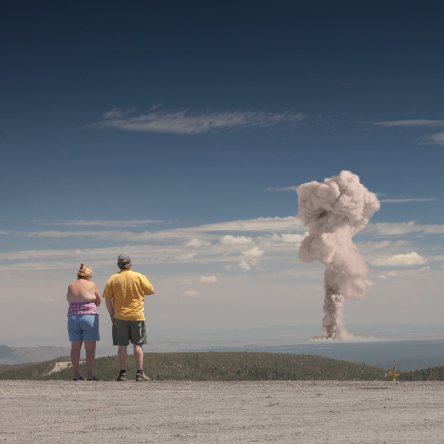 Clay Lipsky, 'Atomic Overlook : 02', 2013, photo-eye Gallery