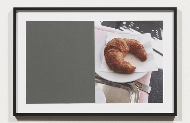 , 'Croissants & Architecture #15,' 2016, Jessica Silverman Gallery