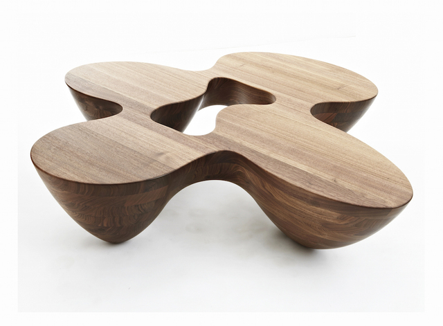 , 'Quark - Low table,' 2014, Galerie Yves Gastou