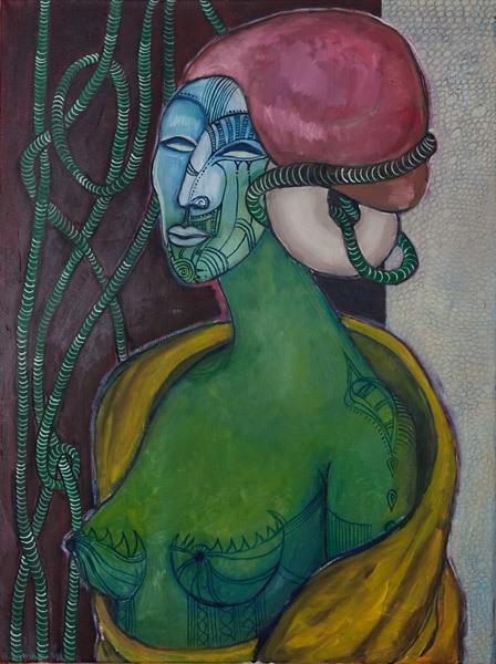 , ' NJINGA  ,' 2012, ARTCO Gallery