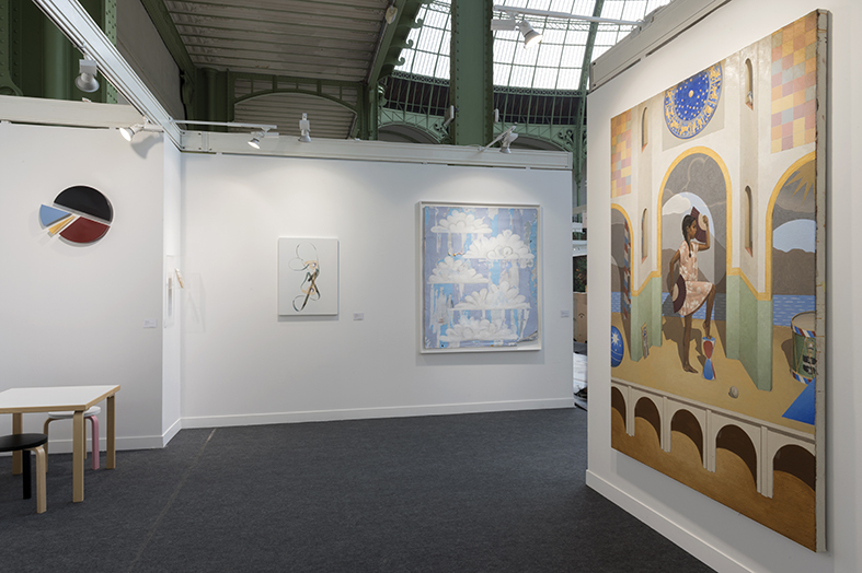 FIAC 2017, exhibition view