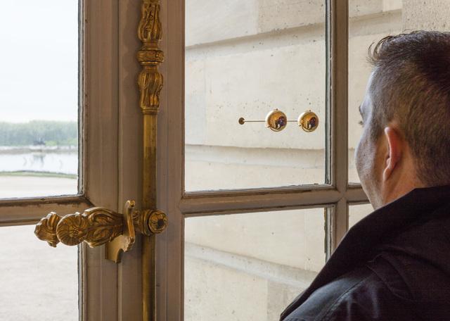 , 'The Gaze of Versailles,' 2016, Château de Versailles