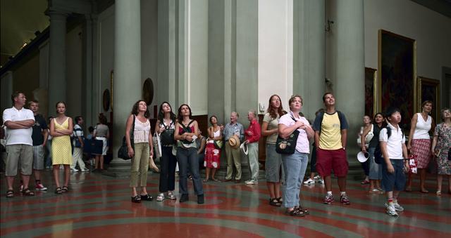 , 'Audience 04, Florenz 2004,' 2004, Galerie Greta Meert