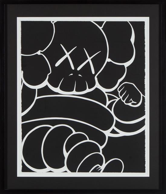 KAWS, 'Running Chum ', 2000, John Wolf Art Advisory & Brokerage
