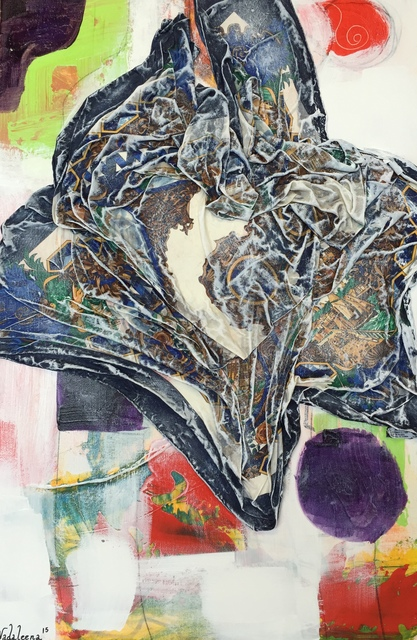 , 'Rags to Riches #23,' 2015, Walter Wickiser Gallery