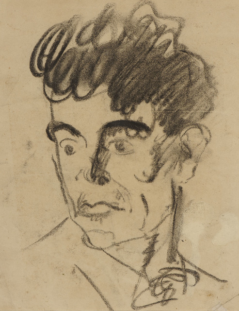 Emil Orlik, 'Head of a Man II', n.d., Ben Uri Gallery and Museum