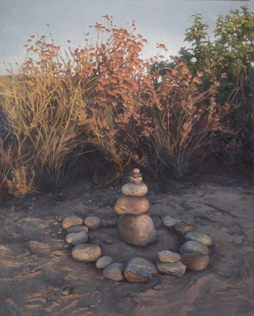 , 'Bedrock,' 2018, Gallery 1261