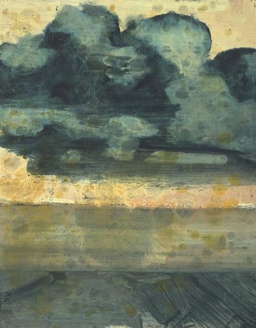 David Konigsberg, 'Dark Cloud Horizon', 2017, Carrie Haddad Gallery