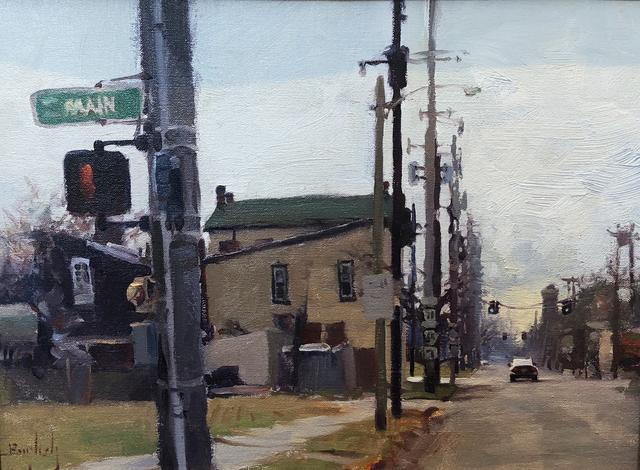 , 'Streets of Louisville,' , Stremmel Gallery