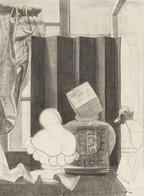 , 'Still Life with Picasso Bok,' ca. 1940, The Scottish Gallery