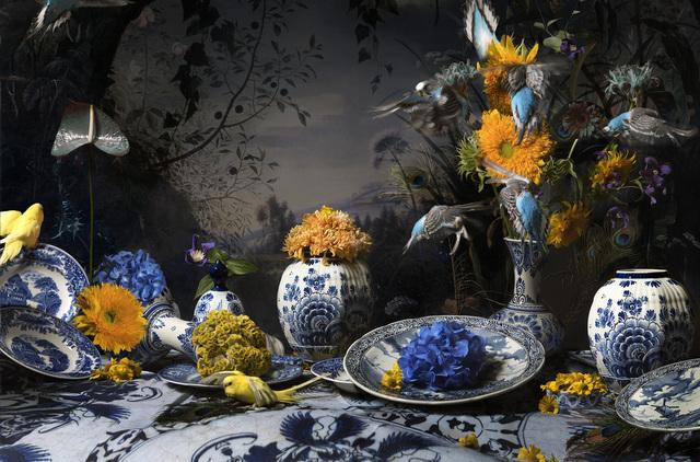, 'Still Life in Delftware,' 2018, Ronen Art Gallery