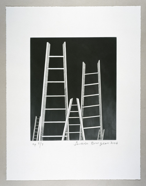 , 'The Ladders,' 2006, Carolina Nitsch Contemporary Art