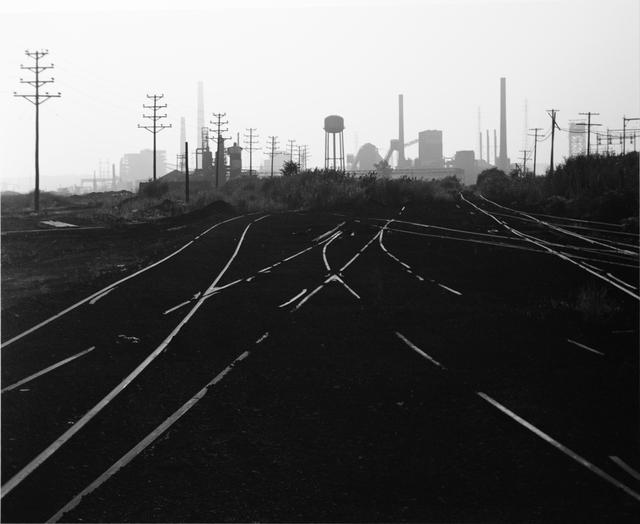 , 'Industrial Landscape, Kearny, NJ,' 1973, Gallery 270