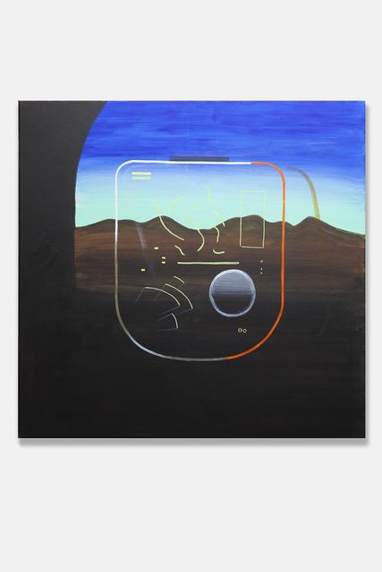 , 'HUD (Head-up display),' 2016, Kasia Michalski Gallery