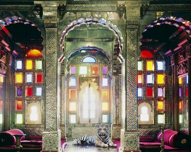 Karen Knorr, 'The Survivor, Deogarh Palace, Deogarh', 2012, Sundaram Tagore Gallery