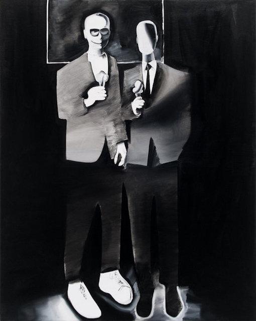 , 'Hans and Klaus,' 2019, Maddox Gallery