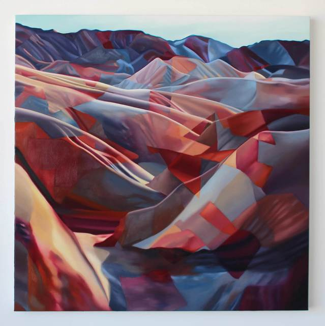 , 'Death Valley II,' 2018, Cris Worley Fine Arts
