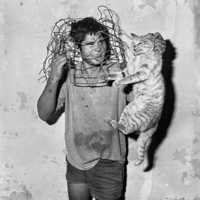 , 'Cat Catcher,' 1998, Willas Contemporary