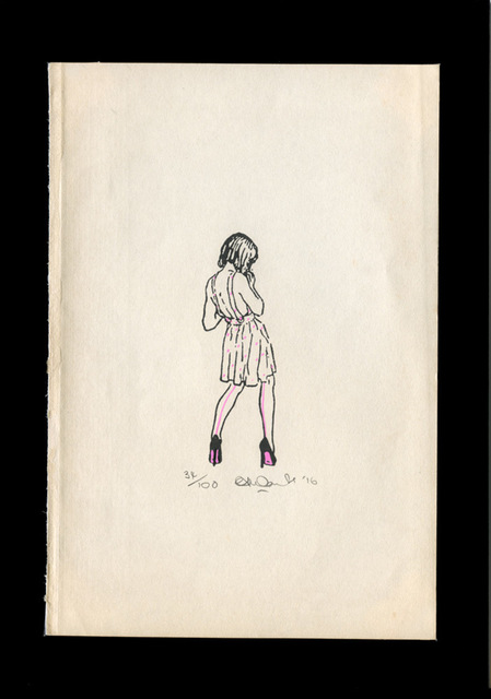 Ceal Warnants, 'High Fashion', Hicks Gallery