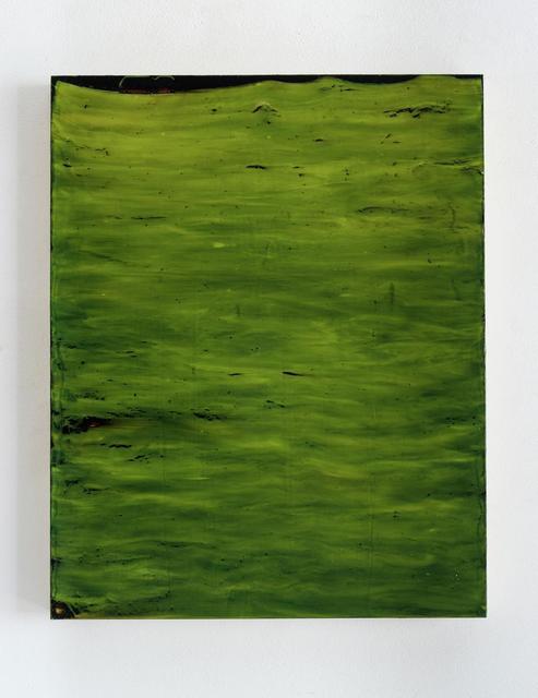 , 'Sous-chrome 3,' 2017, Galerie Greta Meert