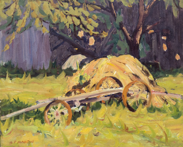 , 'The Old Hay Wagon,' , Oeno Gallery