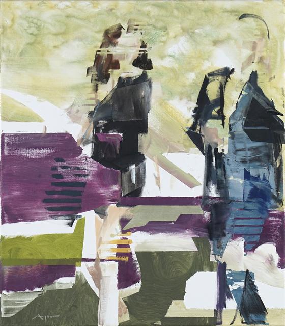 , 'Rynek 2,' 2019, Slate Contemporary