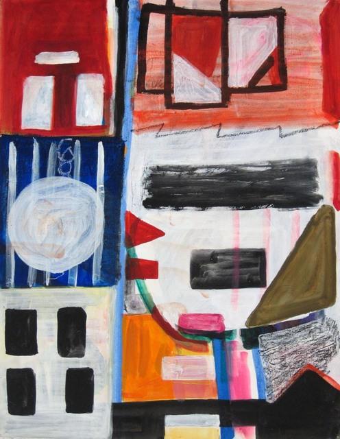 Shirley Jaffe, 'Untitled #52', Tibor de Nagy