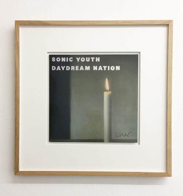 , 'untitled (Kerze),' 1988, Galerie Andreas Binder