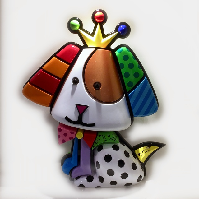 Romero Britto, 'Royalty ', 2015, Off The Wall Gallery