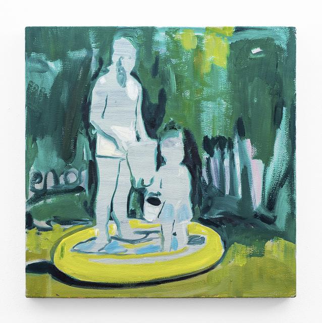 , 'Paddling Pool,' 2018, SMAC
