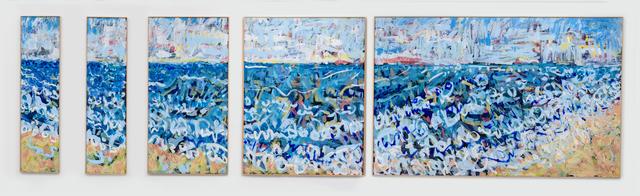Charlie Hudson, 'Shoreline', Soapbox Arts
