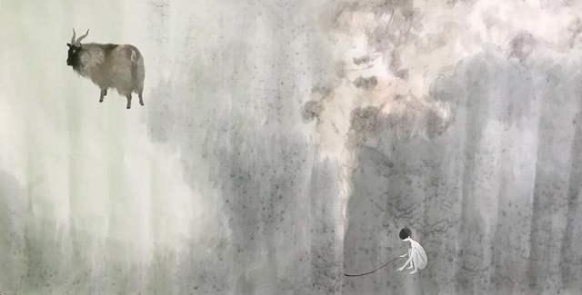, 'Shepherd in the Wilderness  ,' 2014, Galerie du Monde