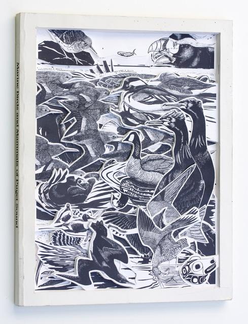 , 'Puget Sound,' 2016, Russo Lee Gallery